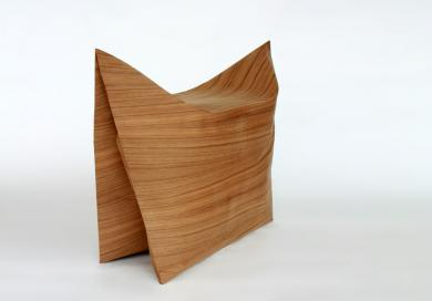 Tailored Wood, Raw-Edges, 2007. Image © Raw-Edges
